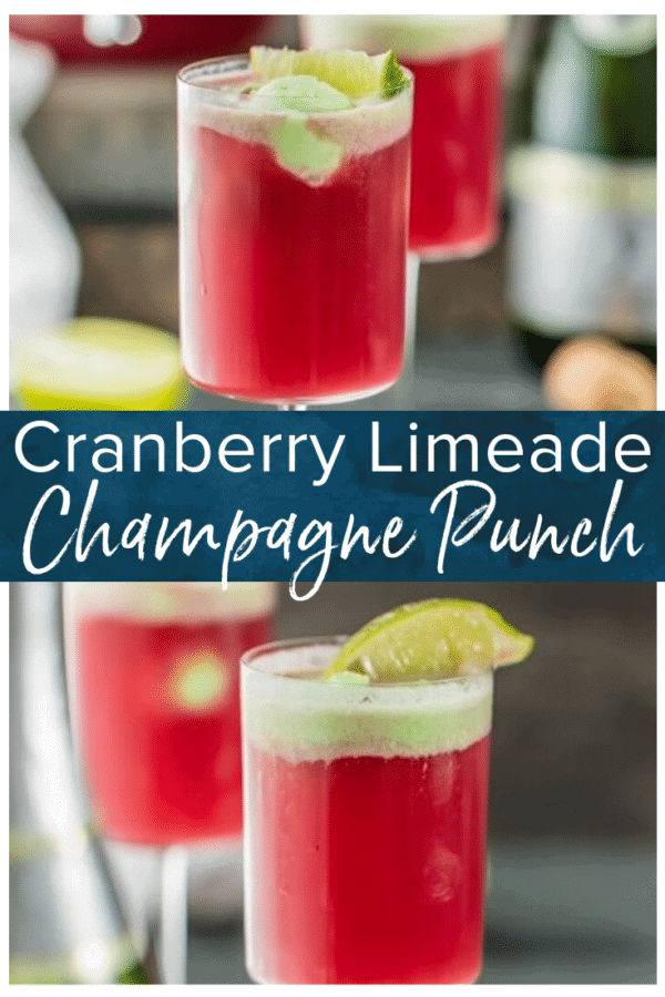 champagne punch pinterest pic