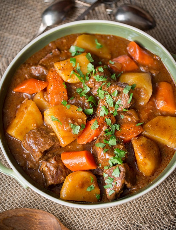 Guinness Beef Stew | Saving Dessert