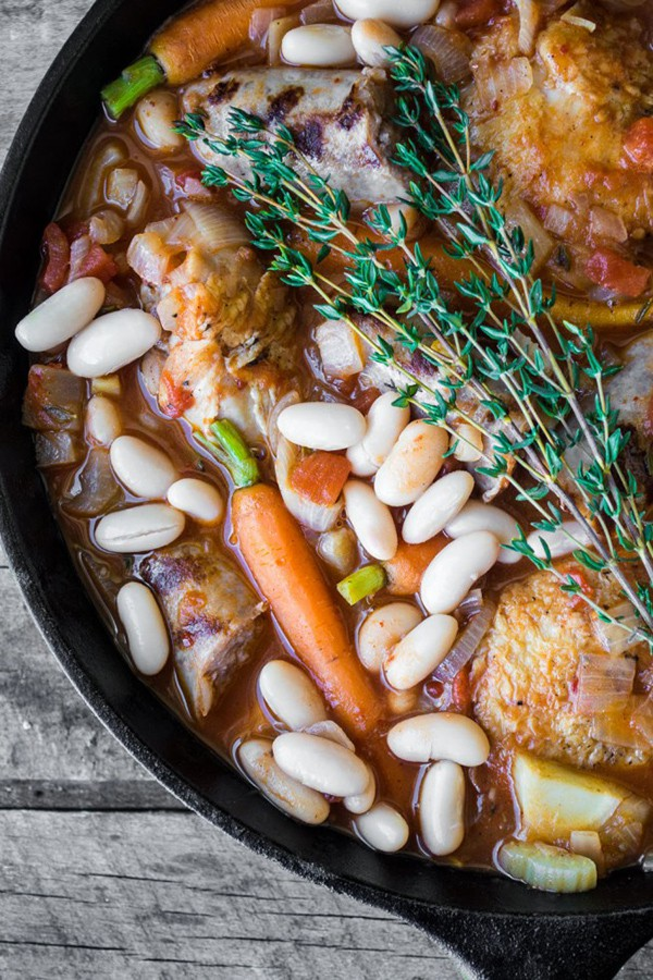Easy Cassoulet | The View From Great Island