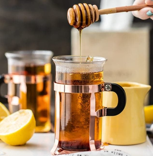 Hot Toddy Recipe for Cold (How to Make a Hot Toddy) - VIDEO!!!