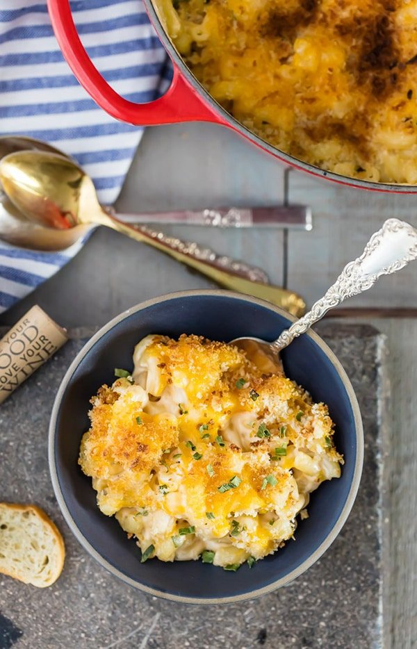 10 Minute Macaroni and Cheese | The Cookie Rookie