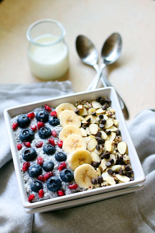 Gluten Free Breakfast Power Bowl | Cotter Crunch
