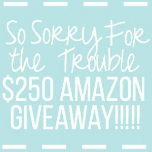 sorry giveaway2