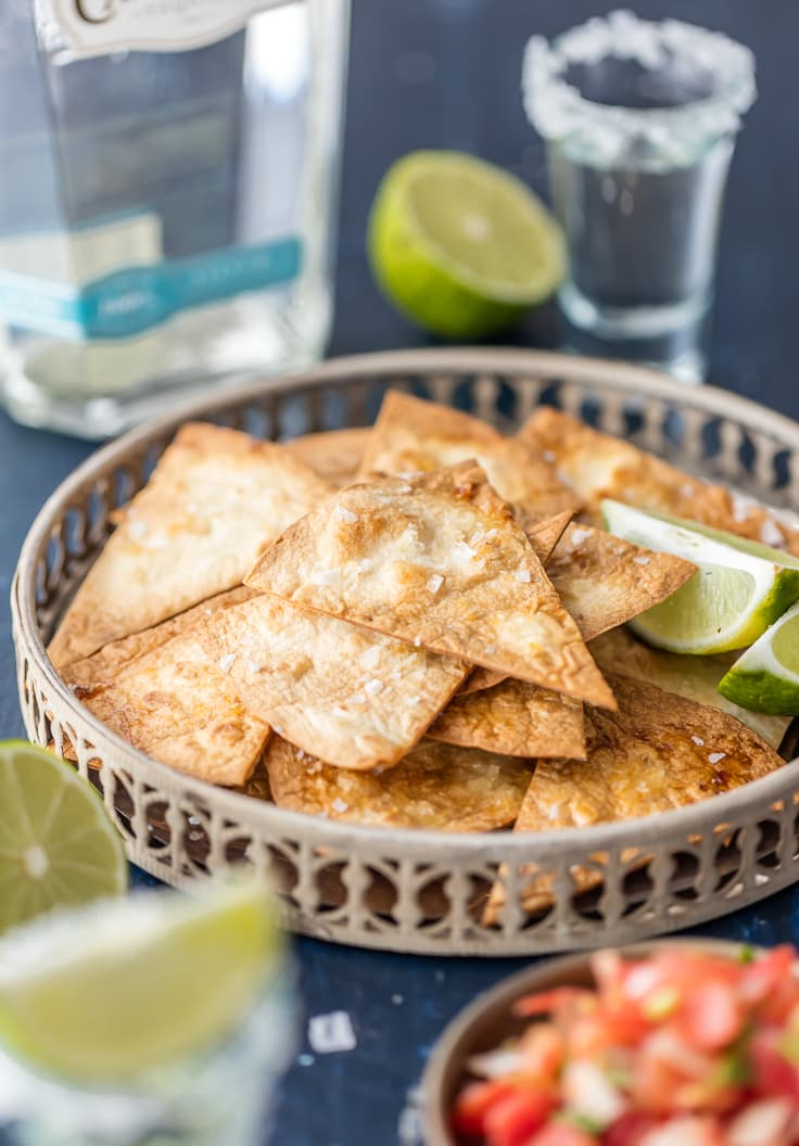 tequila lime tortilla chips recipe