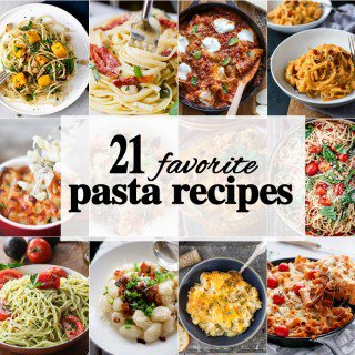 10 Favorite Pasta Recipes