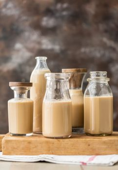 Irish Cream (Homemade Baileys) is SO easy to make at home! This Homemade Irish Cream Recipe is such a great addition to St. Patrick's Day cocktails, coffee, or ice cream. If you've ever wondered how to make Irish Cream, it's much more simple than you've imagined. Anyone can make it at home for homemade gifts or just enjoying with your family.