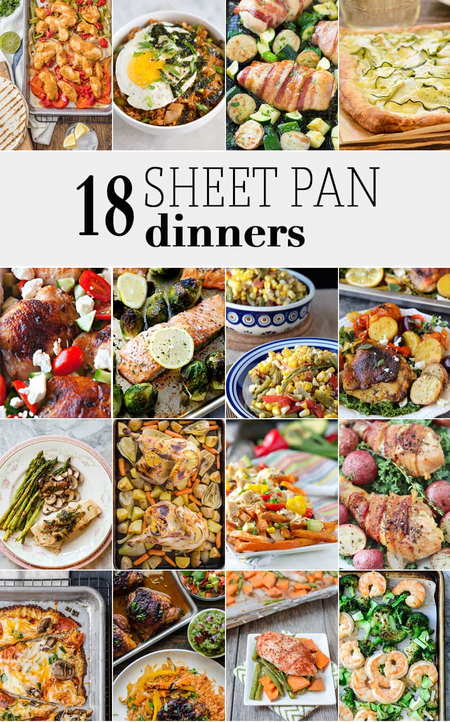 10 Sheet Pan Dinners The Cookie Rookie 174