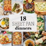 10 Sheet Pan Dinners