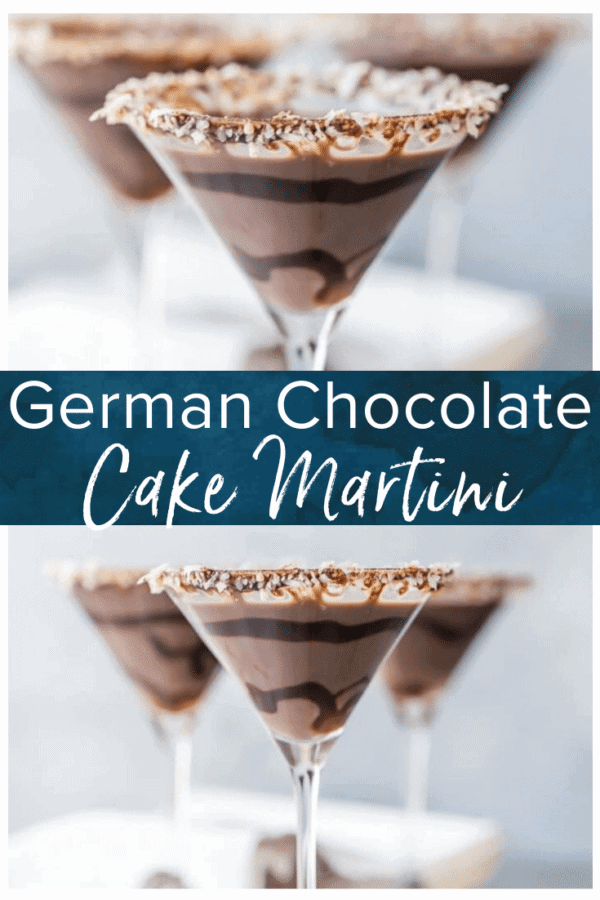 chocolate martini pinterest pic