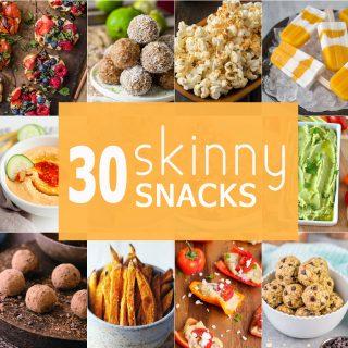 30 Skinny Snacks