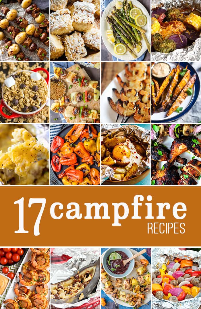 17 Campfire Recipes The Cookie Rookie