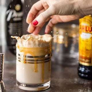 Skinny White Russian