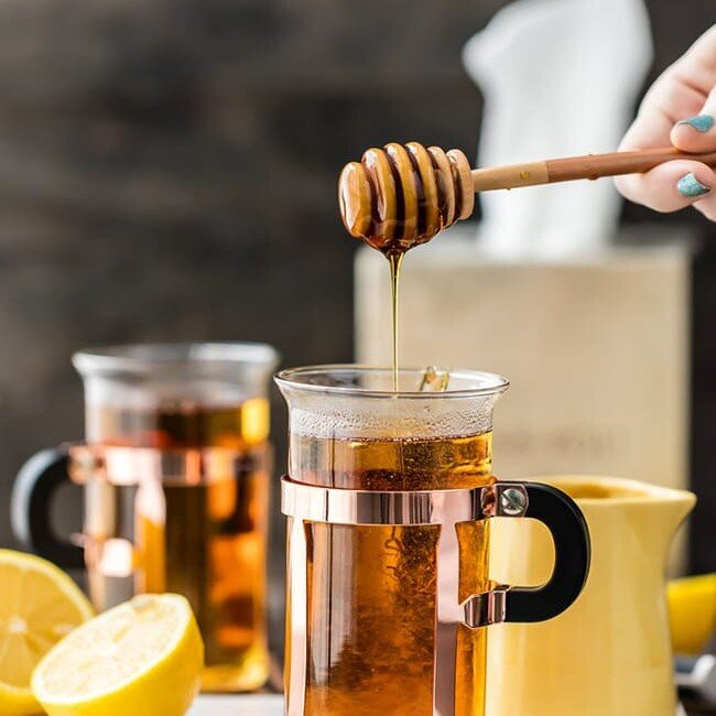 Cold Remedy Hot Toddy | The Cookie Rookie