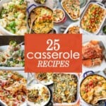 10 Casserole Recipes