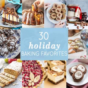 30 Holiday Baking Favorites