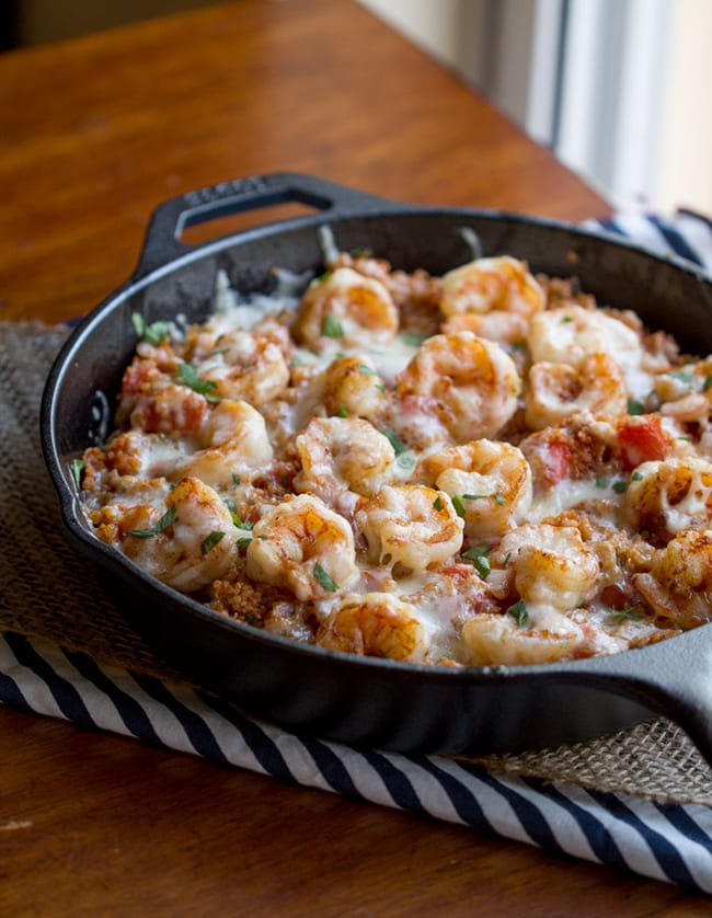 Cajun Shrimp and Quinoa Casserole   This Gal Cooks