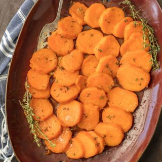 Easy Candied Sweet Potatoes