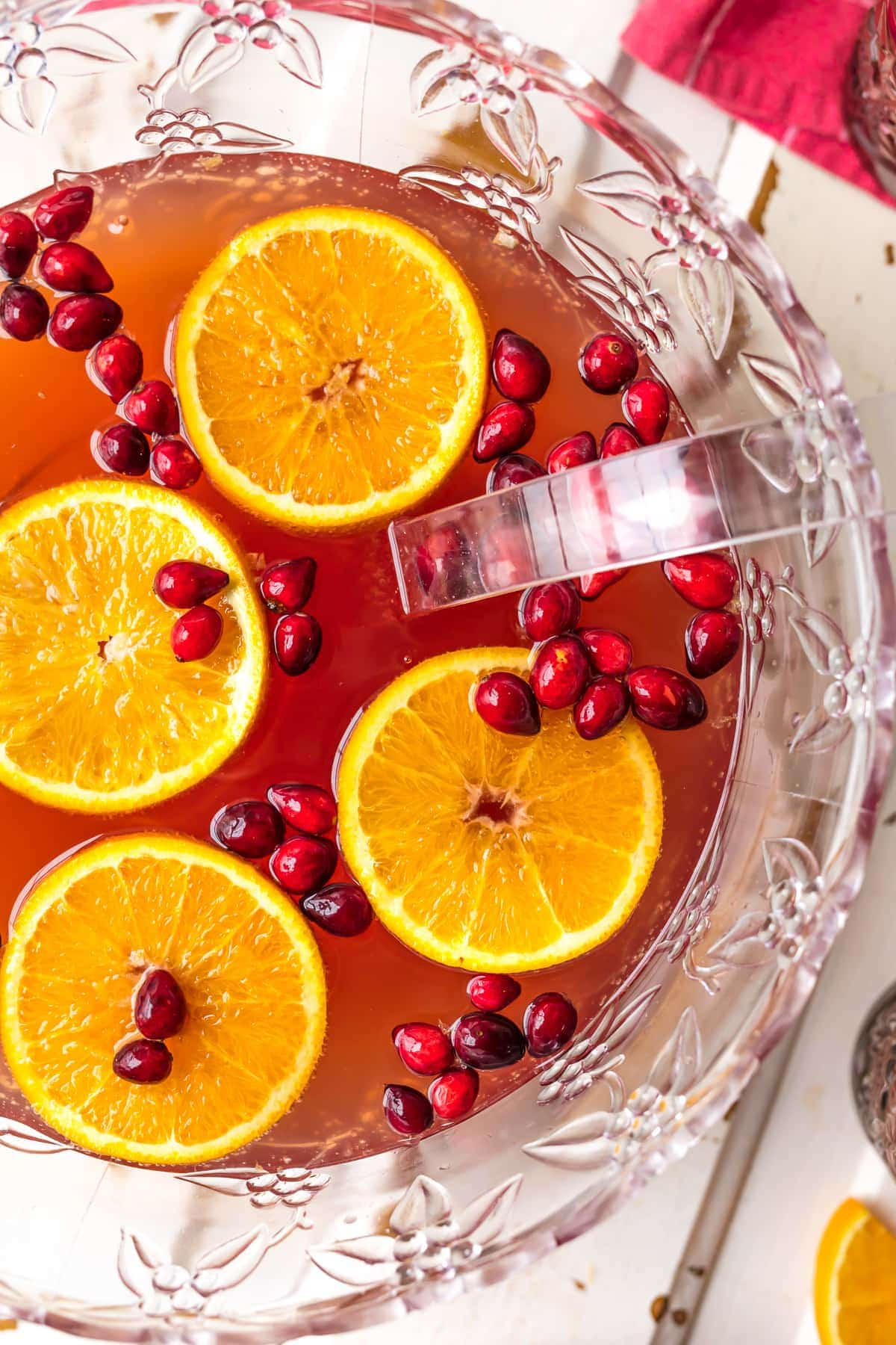 Non alcoholic holiday punch recipe