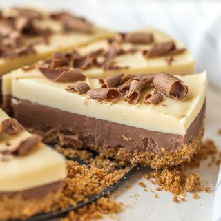 French Silk Pie Fudge