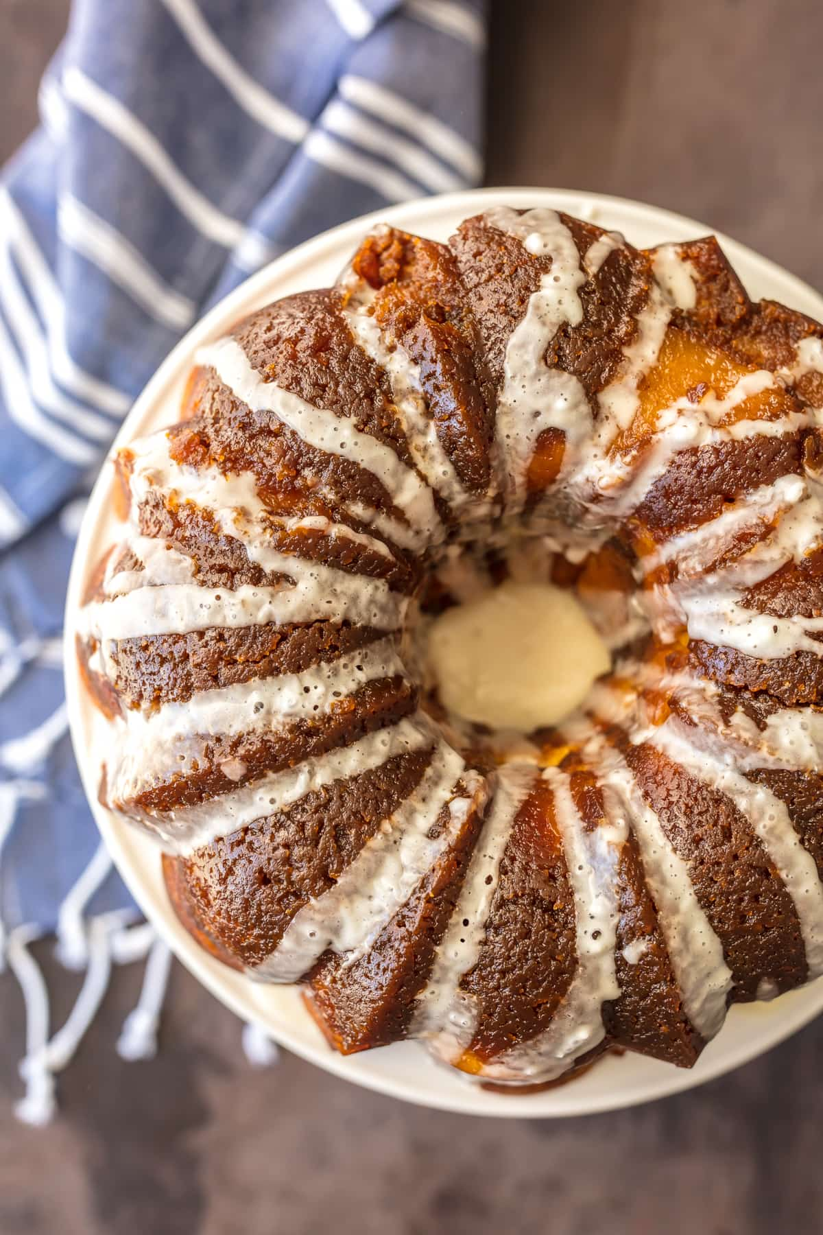 Monkey Bread made with Biscuit Dough