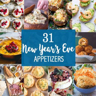 31 New Year's Eve Appetizers