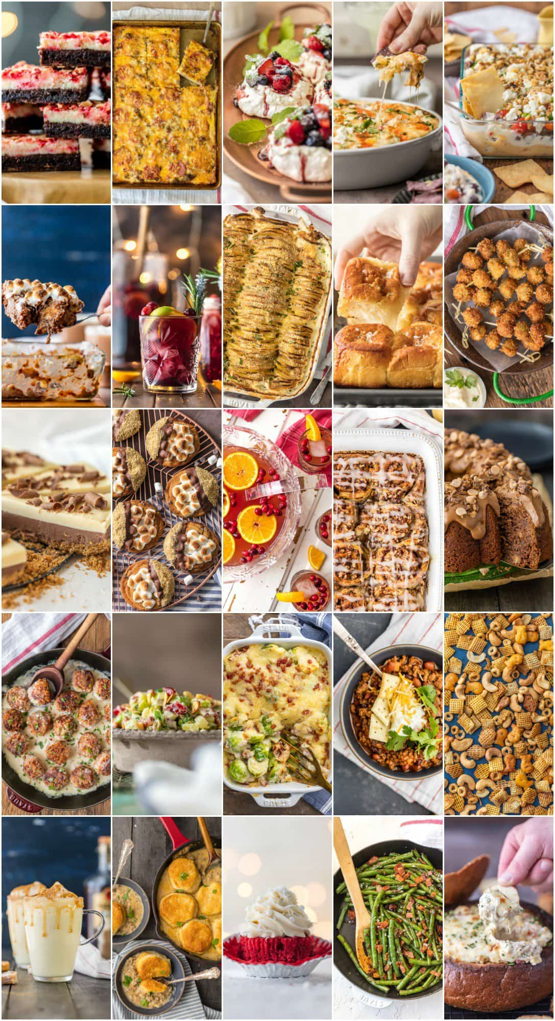 40 LAST MINUTE CHRISTMAS RECIPES to wow your family and friends!