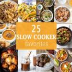 10 Slow Cooker Favorites