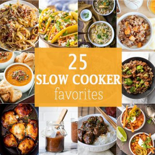 10 Slow Cooker Favorites