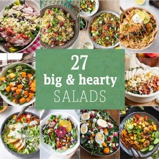 27 Big Hearty Salads