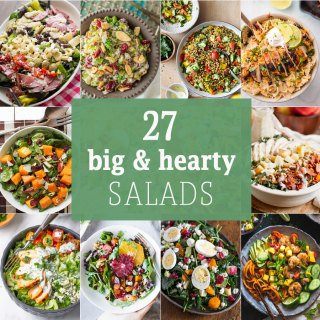 10 Big Hearty Salads