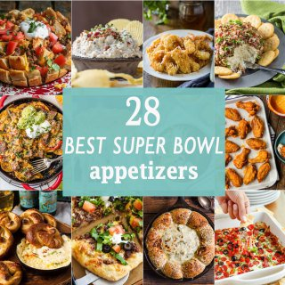 10 Best Super Bowl Appetizers