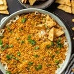 Chicken Cordon Bleu Dip