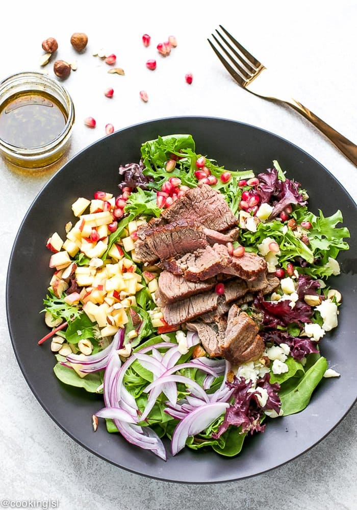 Fillet Mignon Salad | Cooking LSL