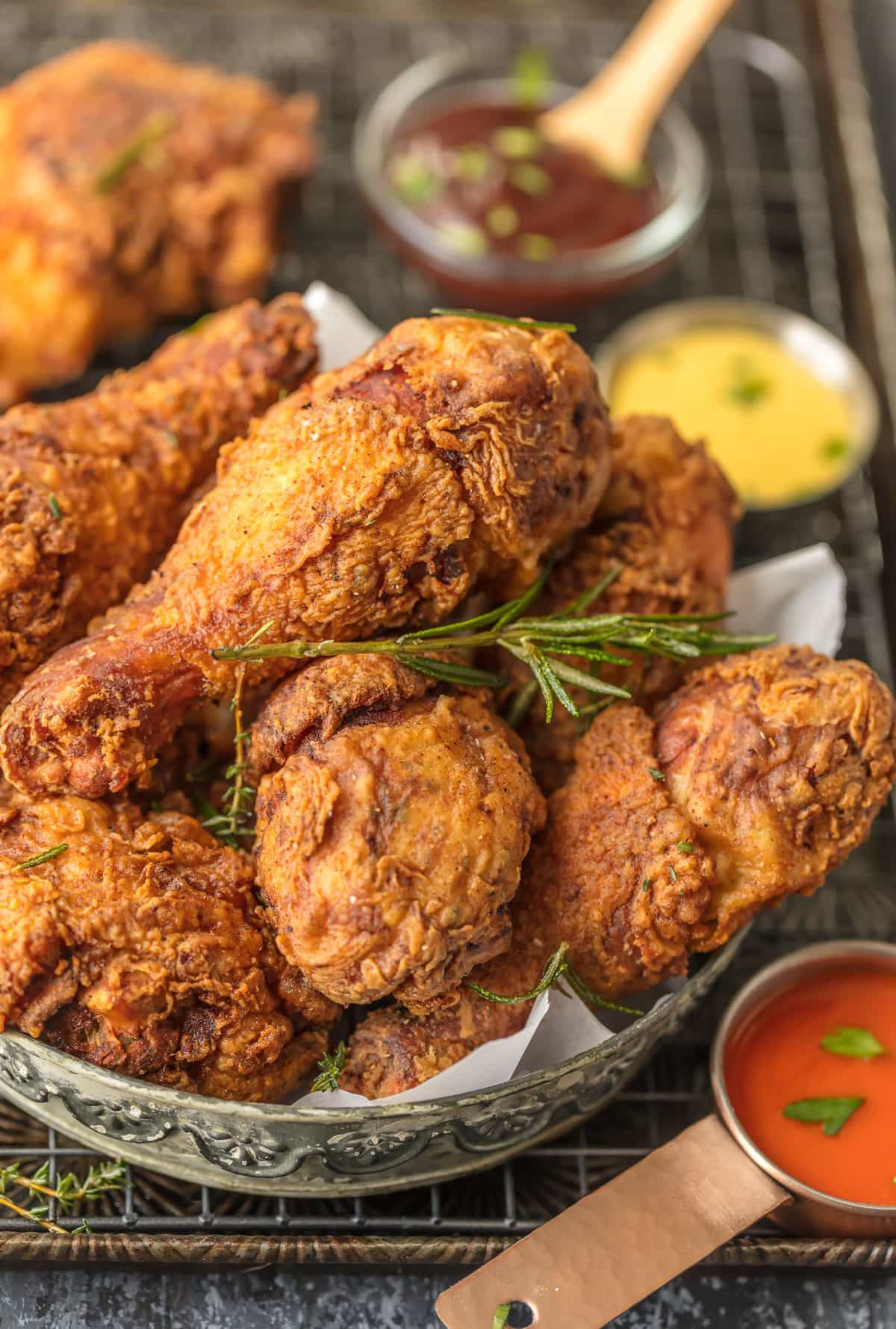 BEST EVER BUTTERMILK FRIED CHICKEN will become the favorite chicken ...