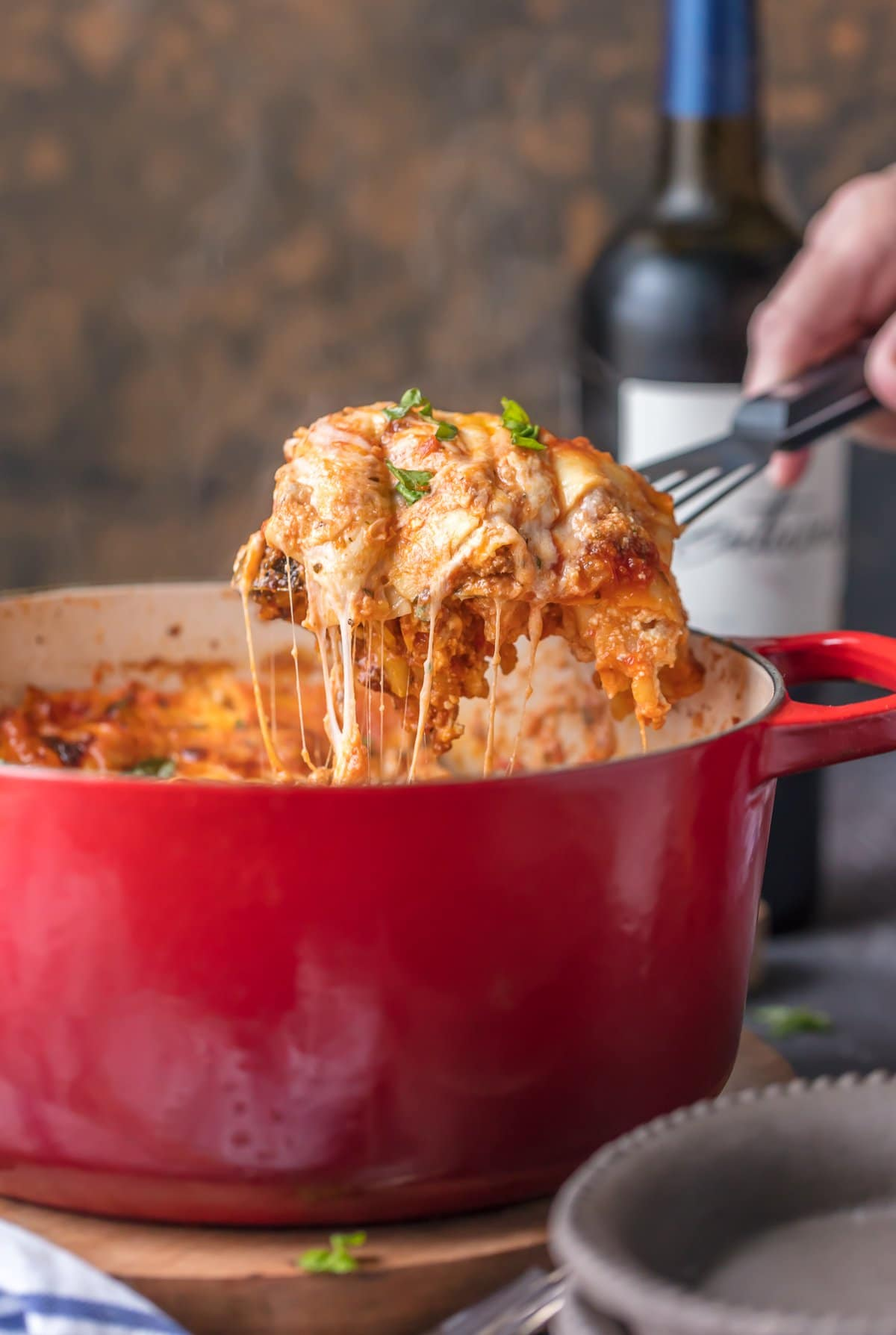 Best dutch oven recipe for lasagna