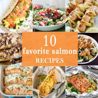 10 Favorite Salmon Recipes