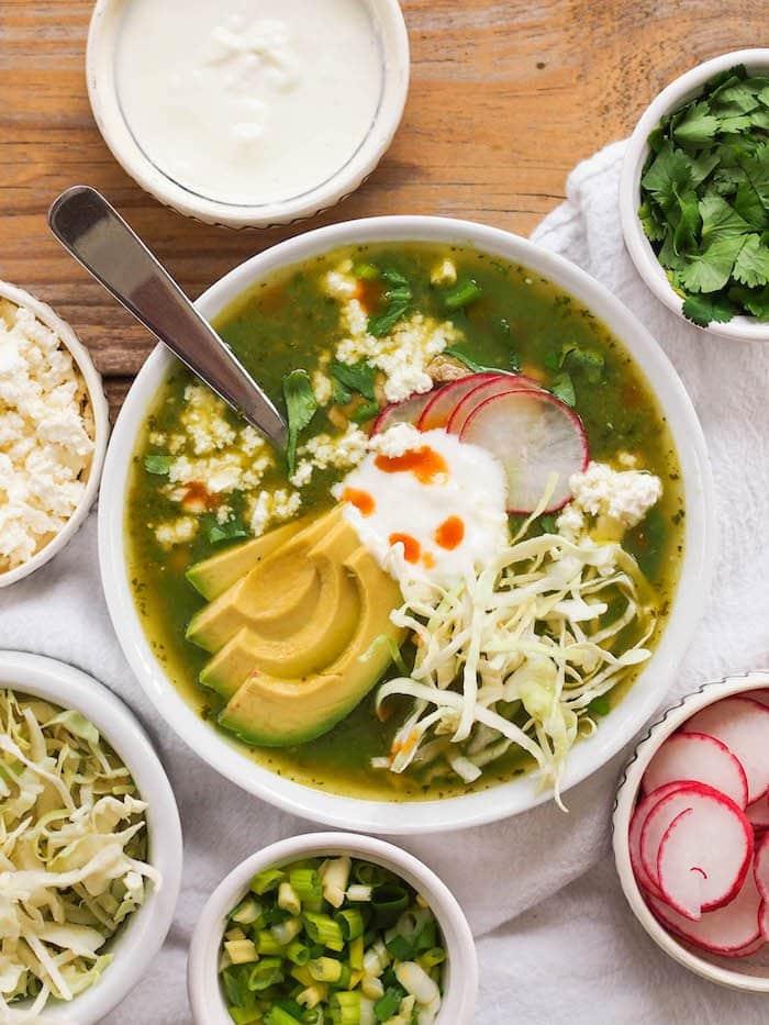Green Pasole | Avocado A Day Nutrition