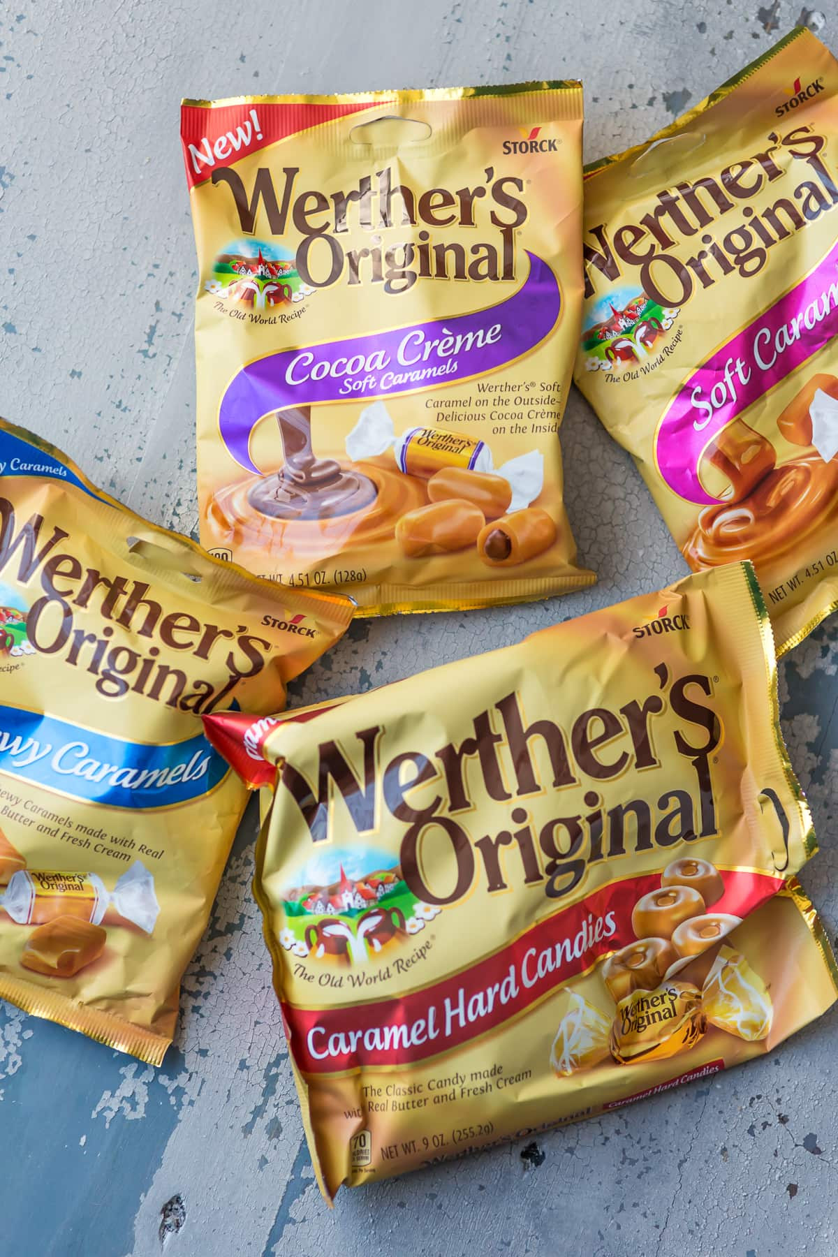 werthers original caramels in bags