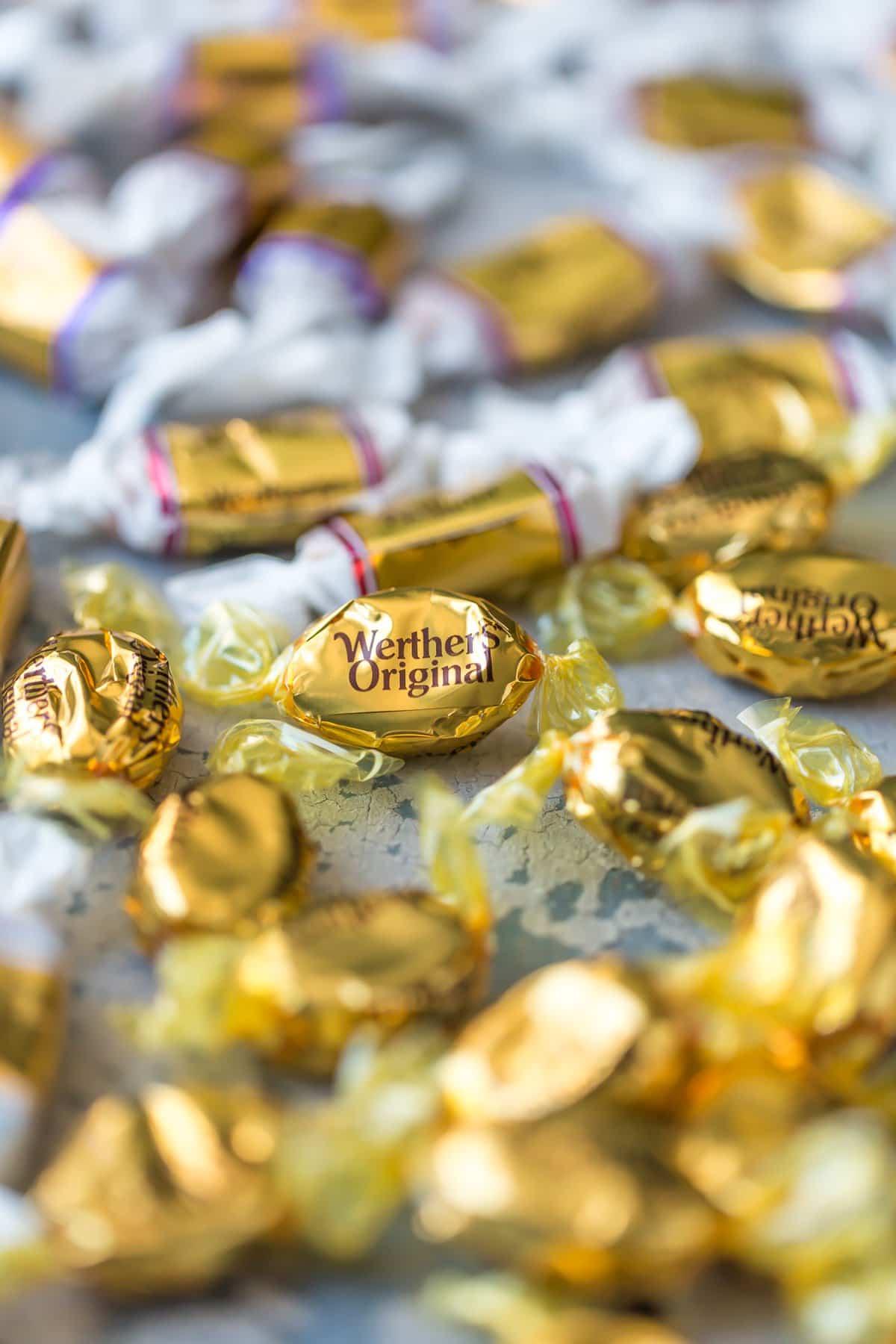 werthers origina wrappedl caramels