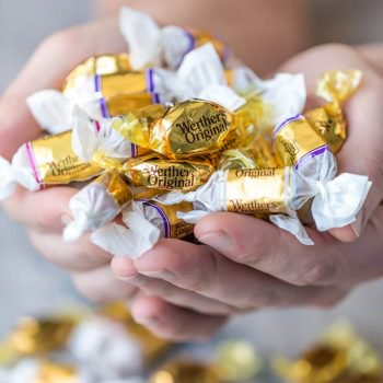 werthers original caramels to celebrate National Caramel Day