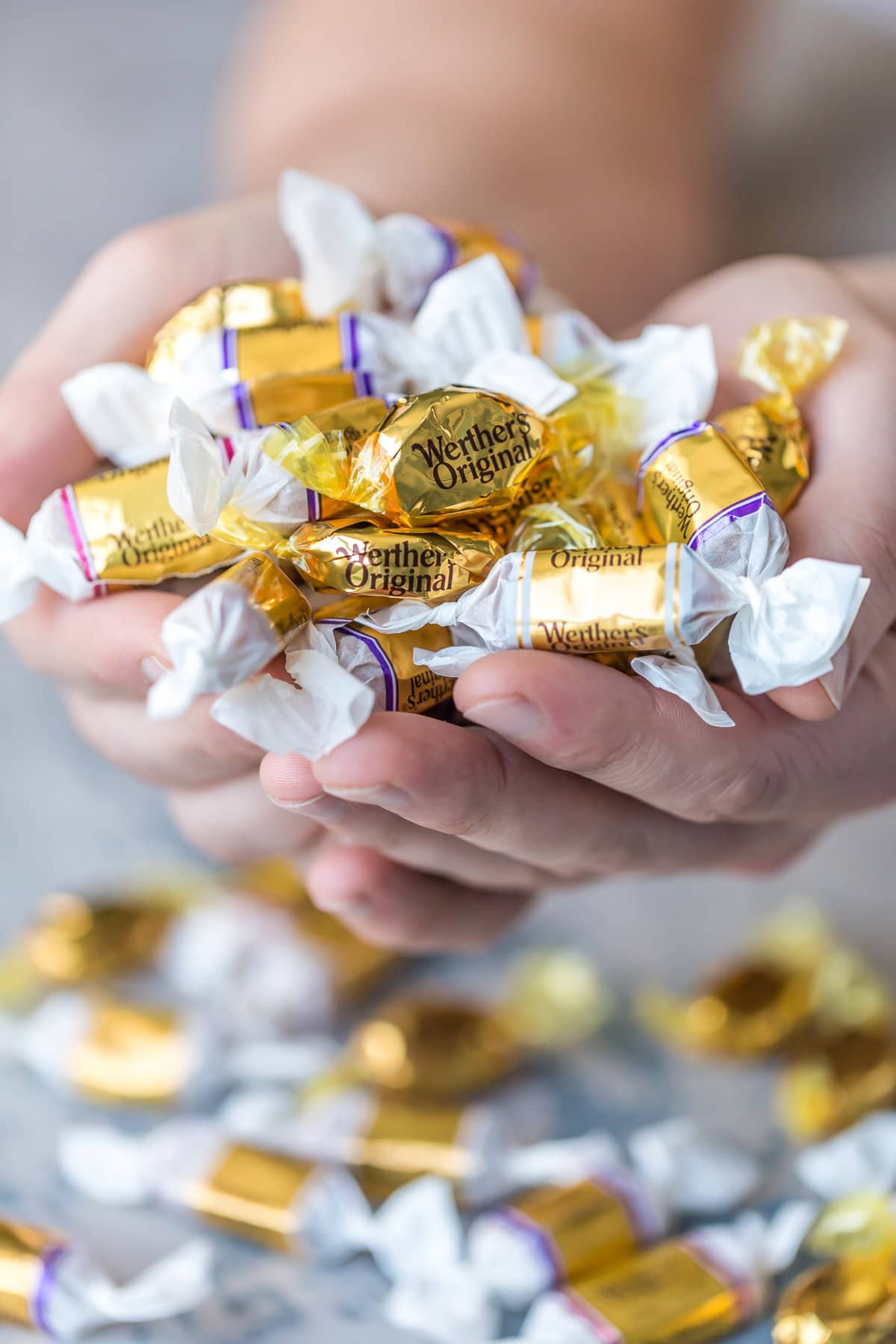 werthers original caramels to celebrate National Caramel Day