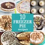 10 Freezer Pies