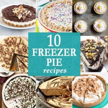 10 Freezer Pie Recipes