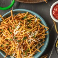 Shoestring Fries Recipe - Shoestring Potatoes