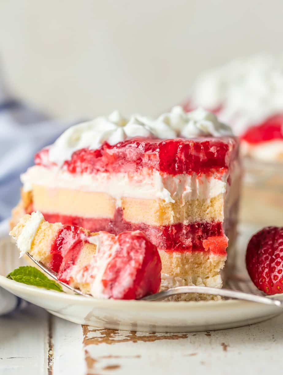 How To Make Strawberry Shortcake With Pound Cake