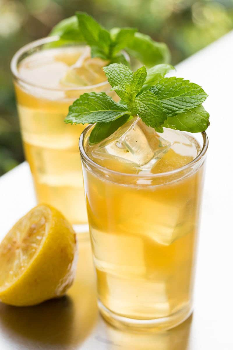 Brown Sugar Grilled Lemonade | Recipe For Perfection