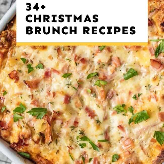 christmas brunch recipes guide