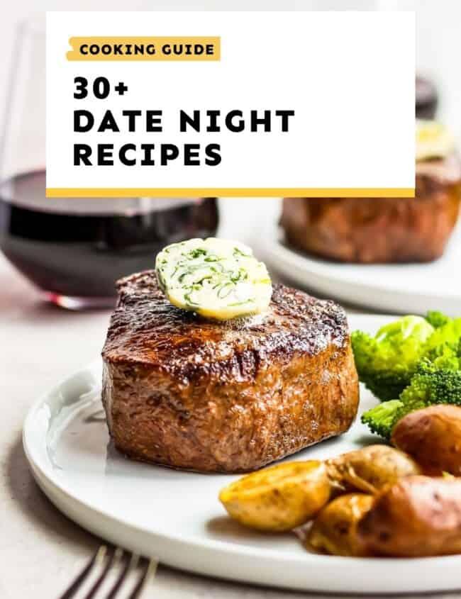 date night recipes guide