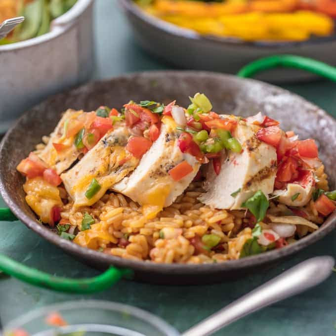 Fiesta Lime Chicken (Applebee's Copycat Recipe)
