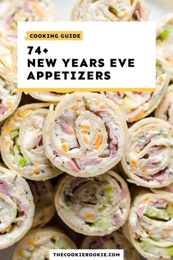 new years eve recipes guide